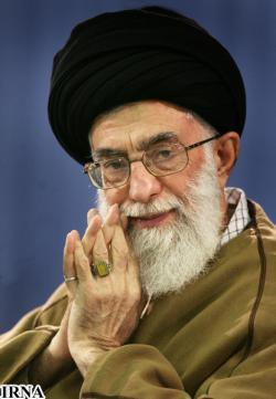 Ayatollah Khamenei's quote