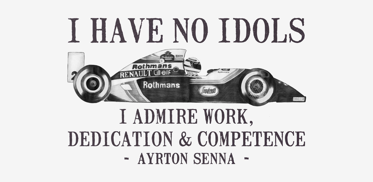 Ayrton Senna's quote #3