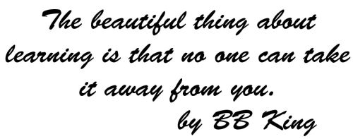 B. B. King's quote #4