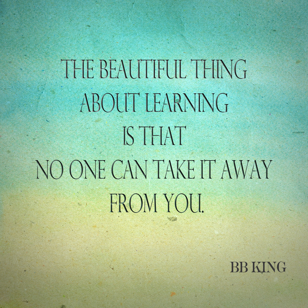 B. B. King's quote #5