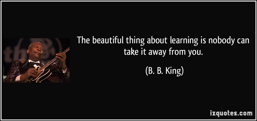 B. B. King's quote #3