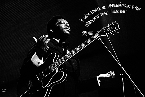 B. B. King's quote #7