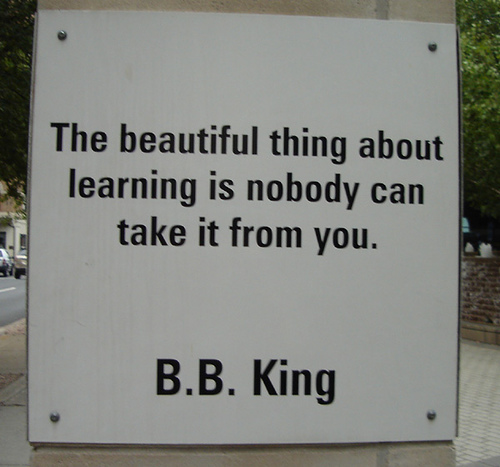 B. B. King's quote #6
