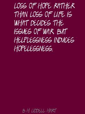B. H. Liddell Hart's quote #2