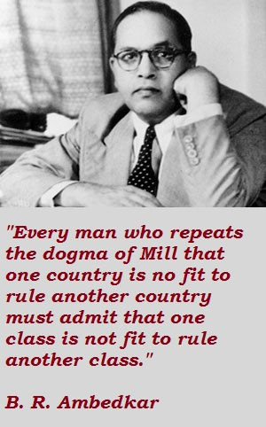 B. R. Ambedkar's quote #8