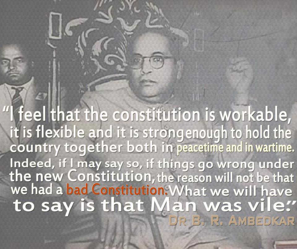 B. R. Ambedkar's quote #3