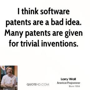 Bad Idea quote #2