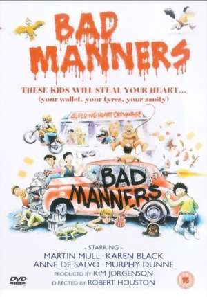 Bad Manners quote #1