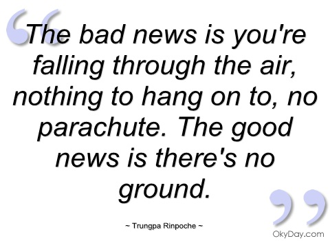 Bad News quote #2