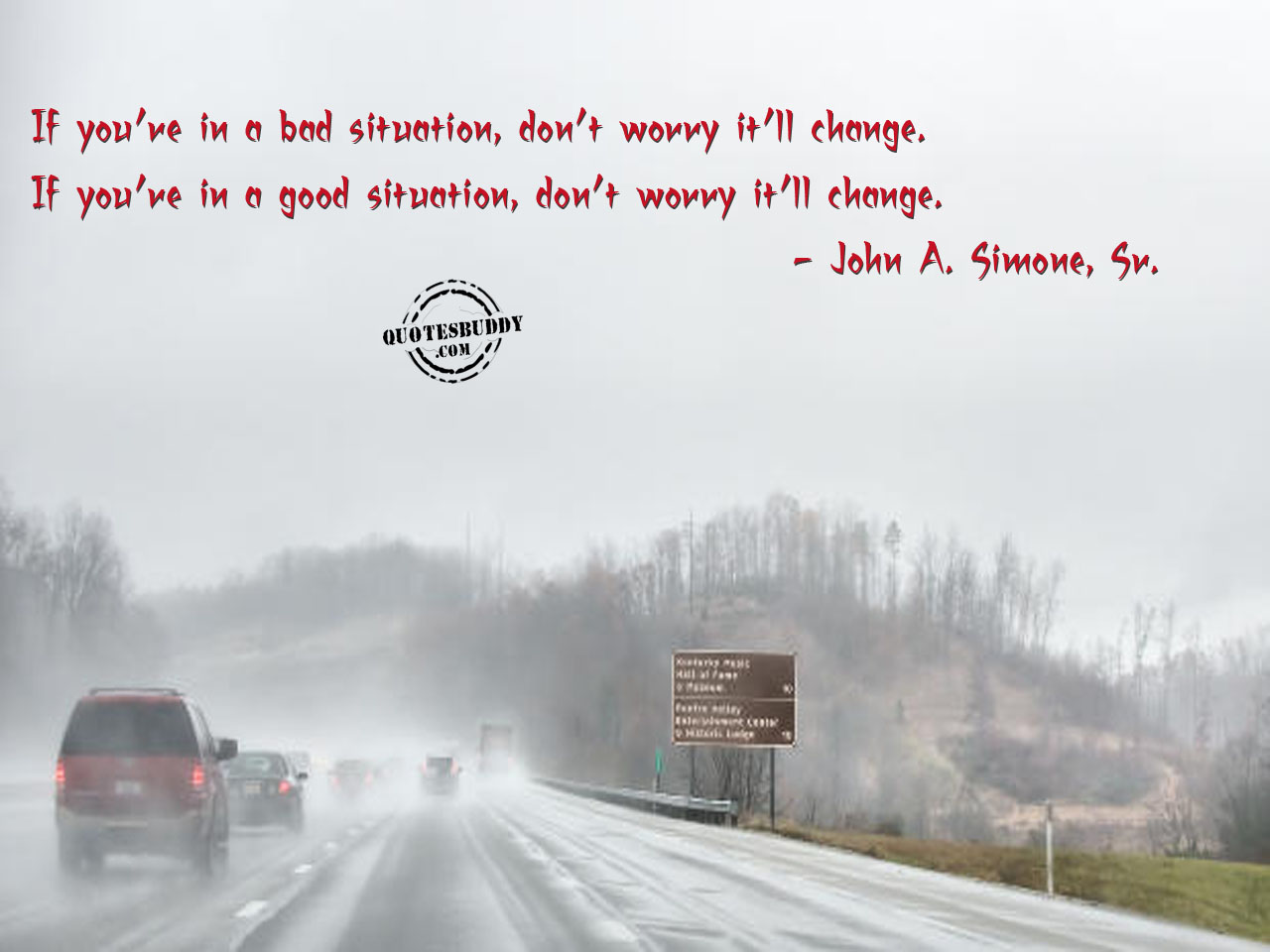 Bad Situation quote #2
