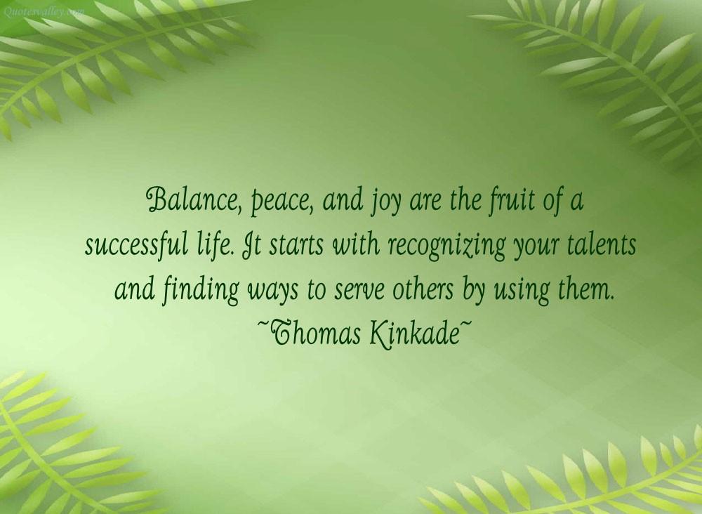 Balance quote #2