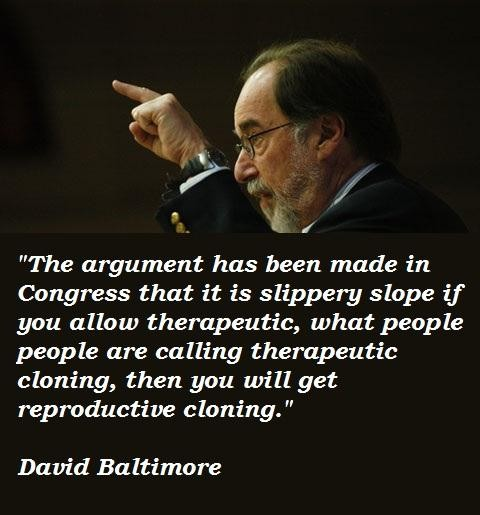 Baltimore quote #2