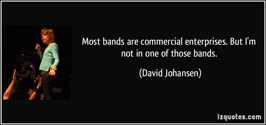 Bands quote #6