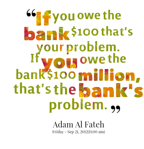 Bank quote #2