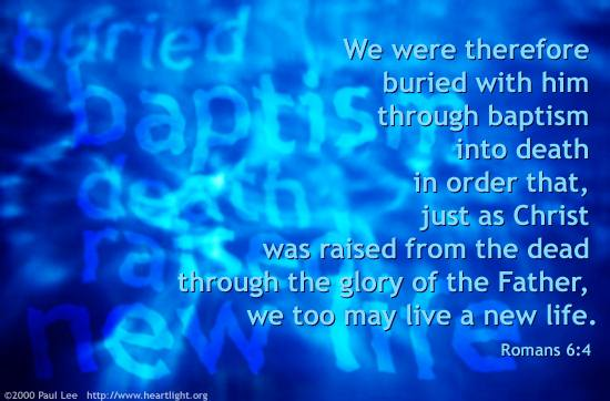 Baptism quote #1