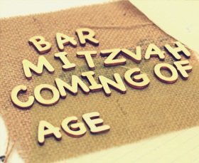 Bar Mitzvah quote #2