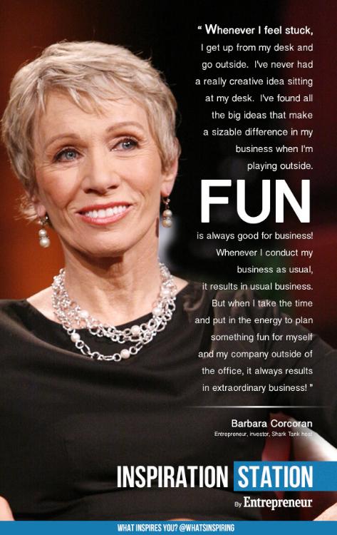 Barbara Corcoran's quote #1