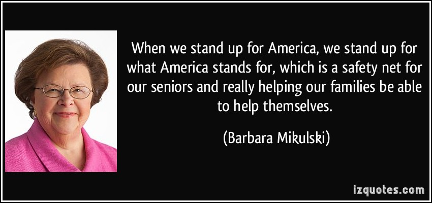 Barbara Mikulski's quote #5