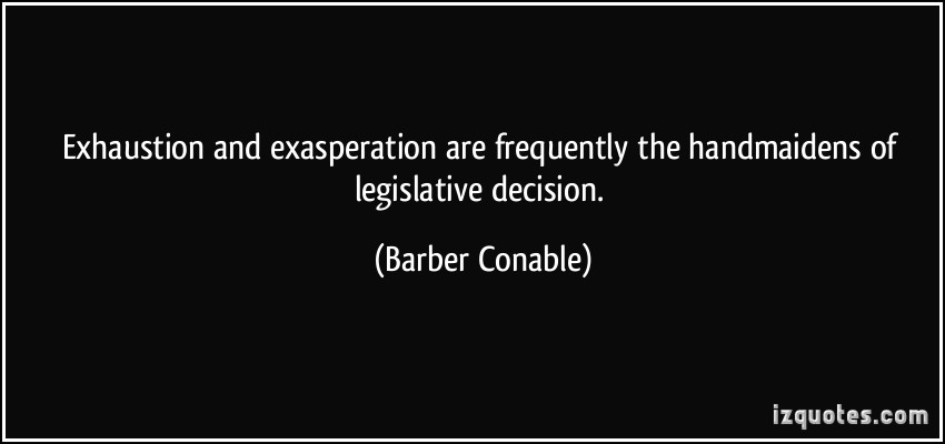 Barber Conable's quote #6