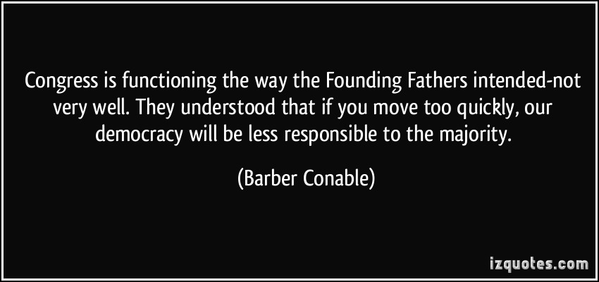 Barber Conable's quote #3