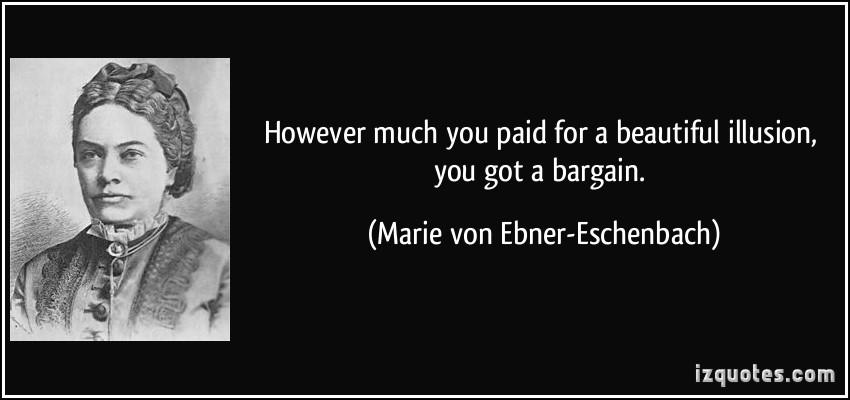 Bargain quote #1