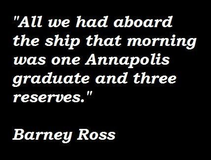 Barney Ross's quote #7