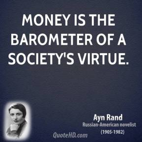 Barometer quote