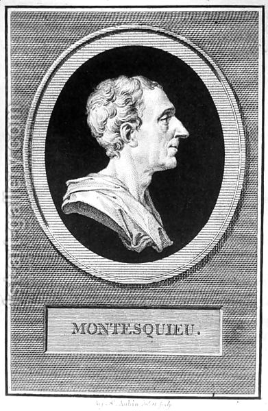 Baron de Montesquieu's quote #1