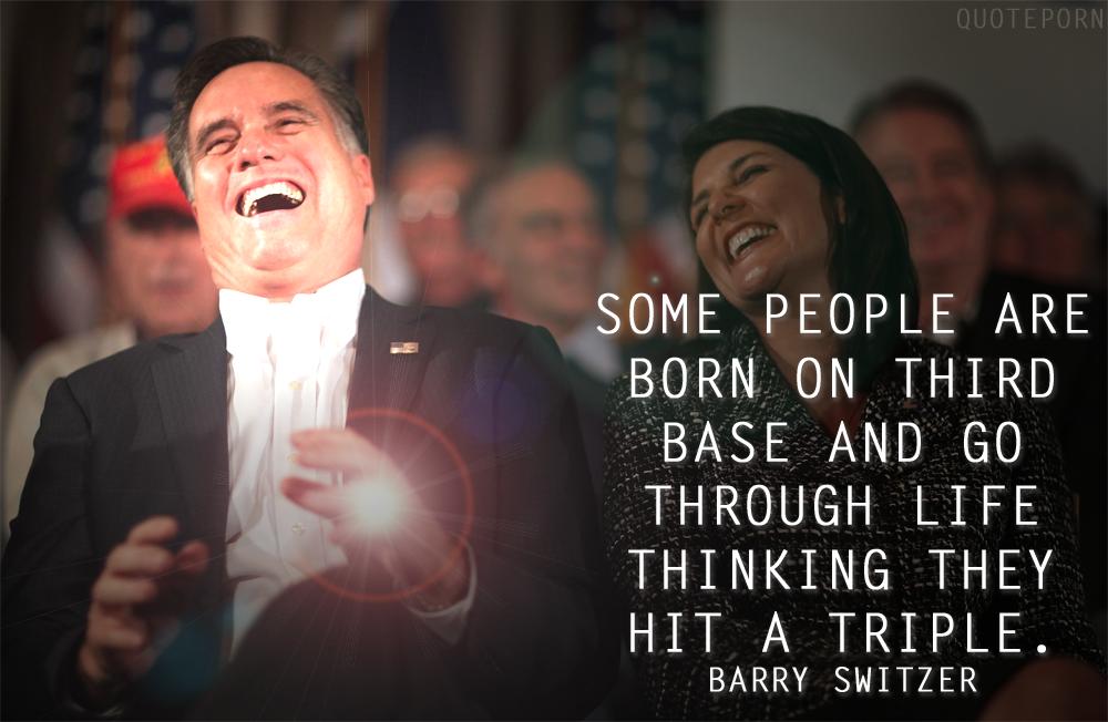 Barry Switzer Quotes Barry Switzer's Quote 1