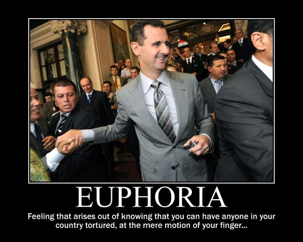 Bashar al-Assad's quote #2