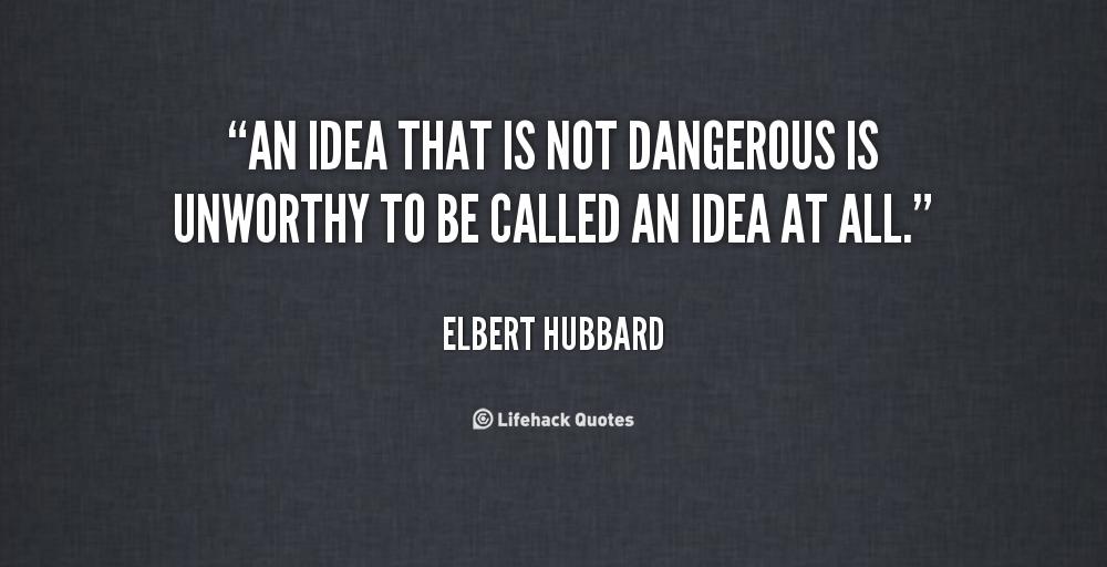 Basic Idea quote #2