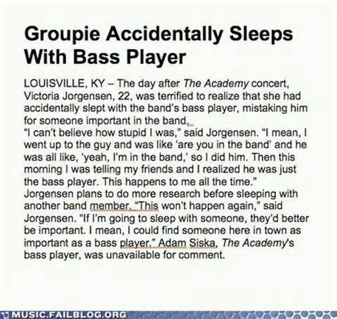 Bassist quote #1