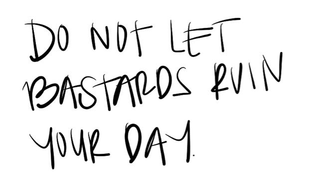 Bastards quote #1