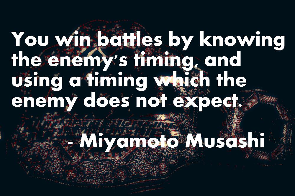 Battles quote #1