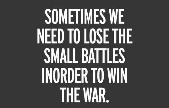 Battles quote #2