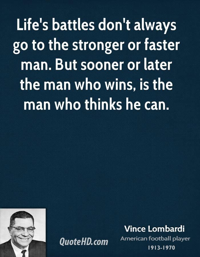 Battles quote #4