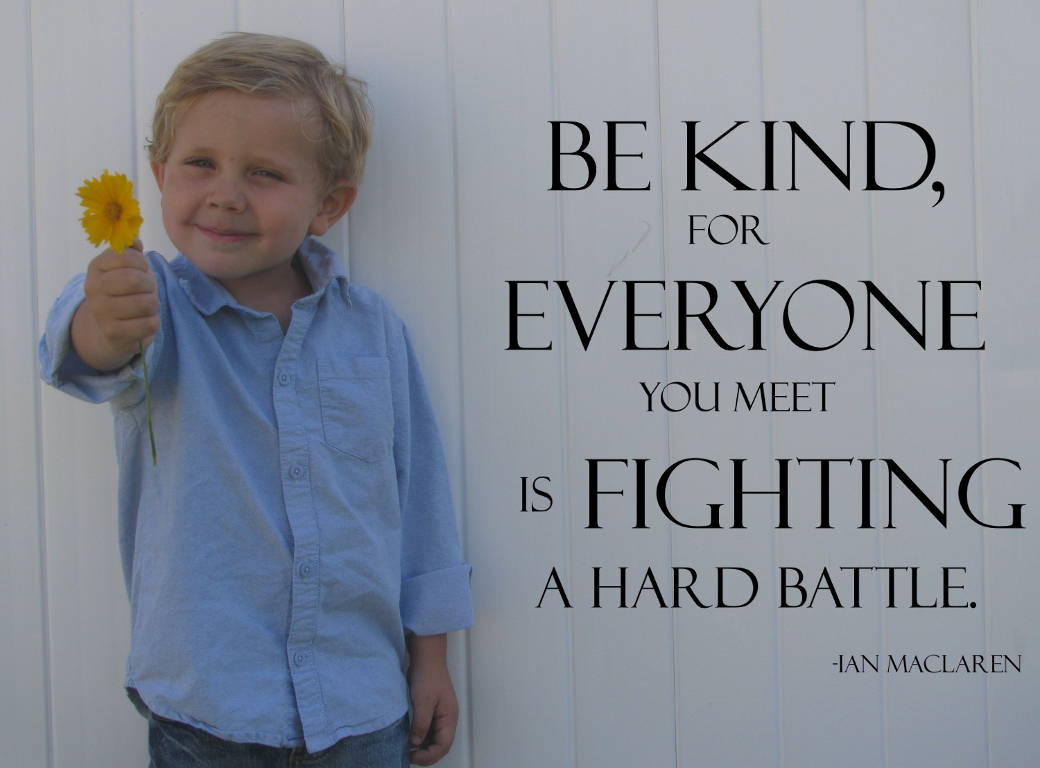 Be Kind quote #1