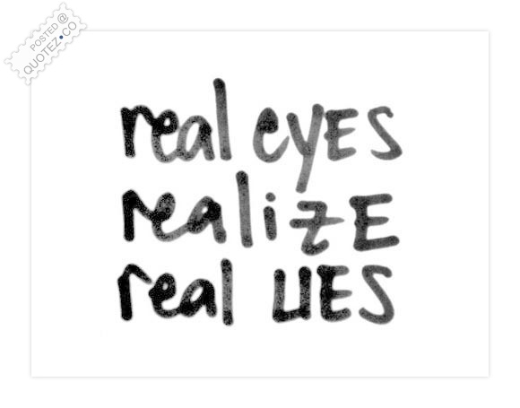 Be Real quote #2
