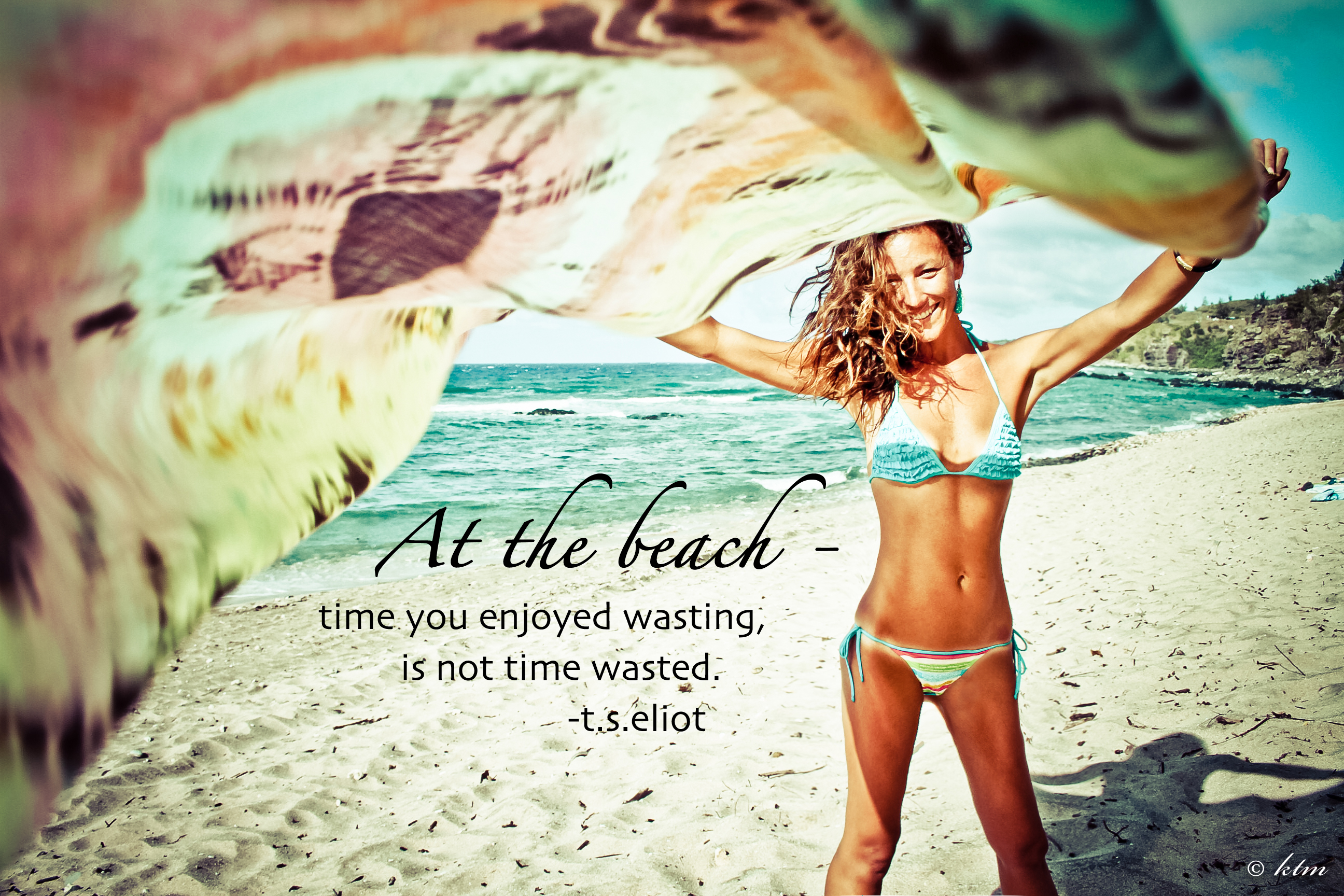 Beach quote #5