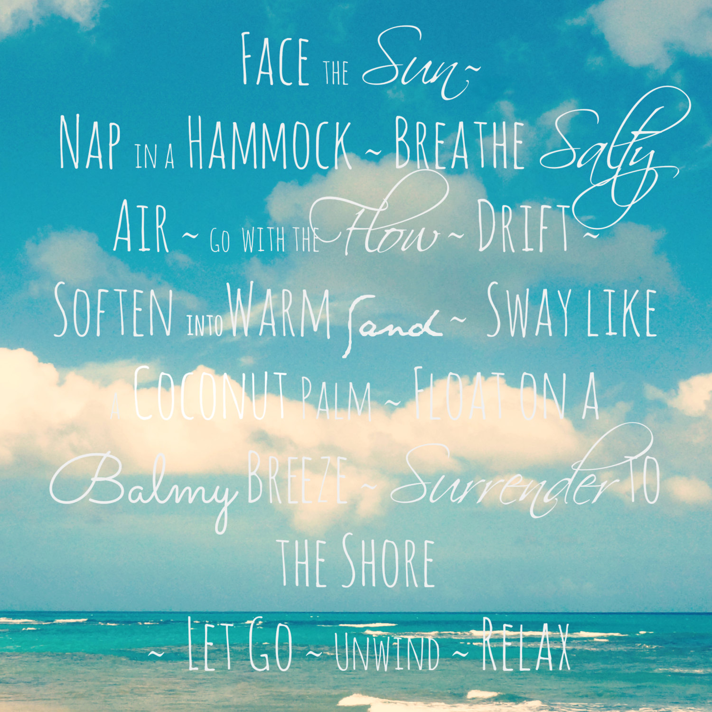 Beach quote #8