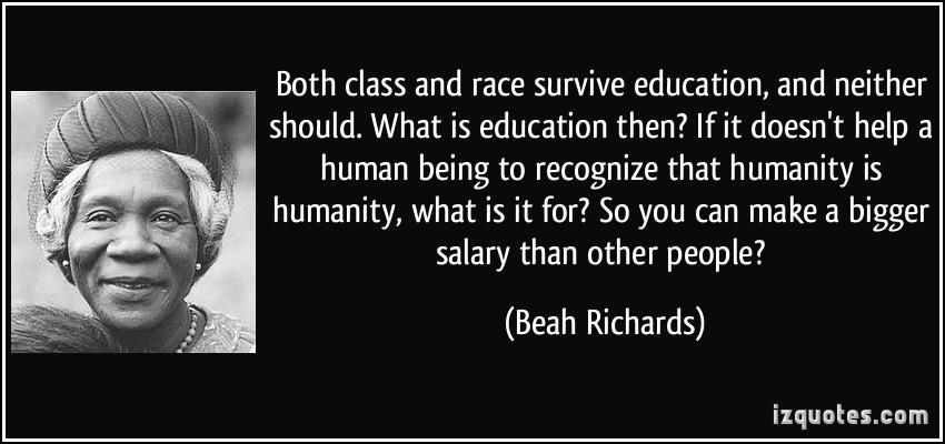 Beah Richards's quote