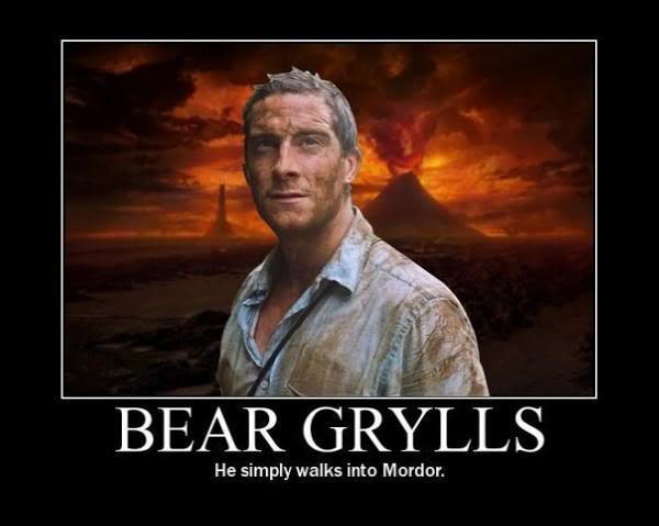 Bear Grylls's quote