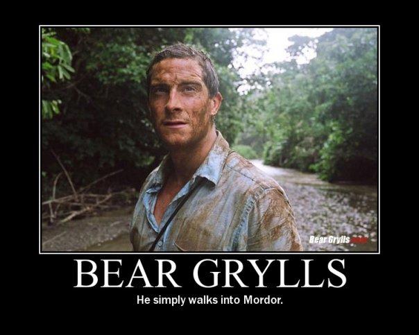 Bear Grylls's quote #3