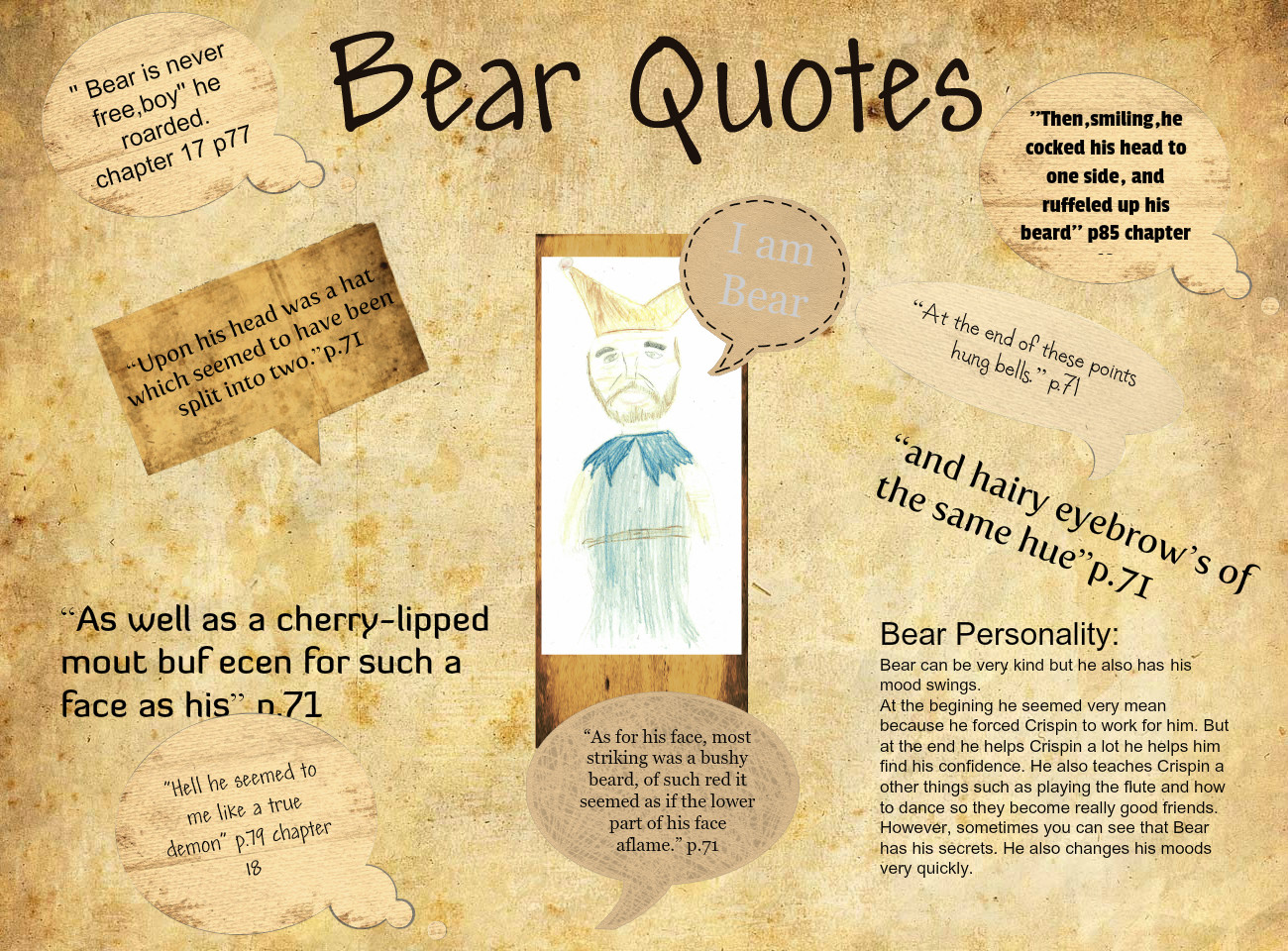 Bear quote #2