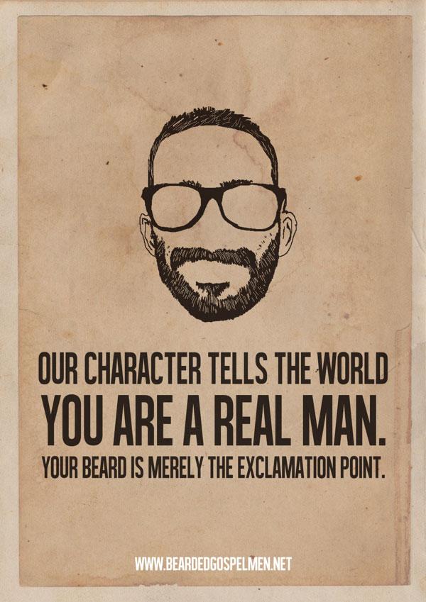 Bearded quote #1