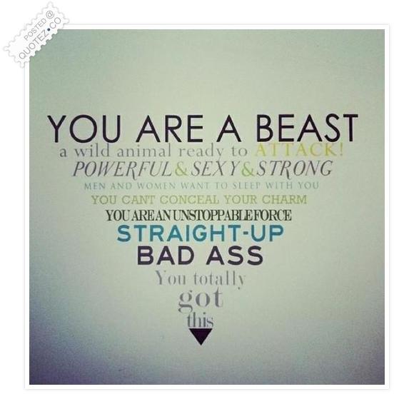 Beast quote #7