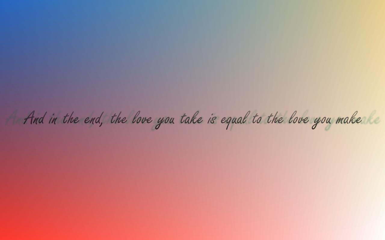 Beatles quote #5