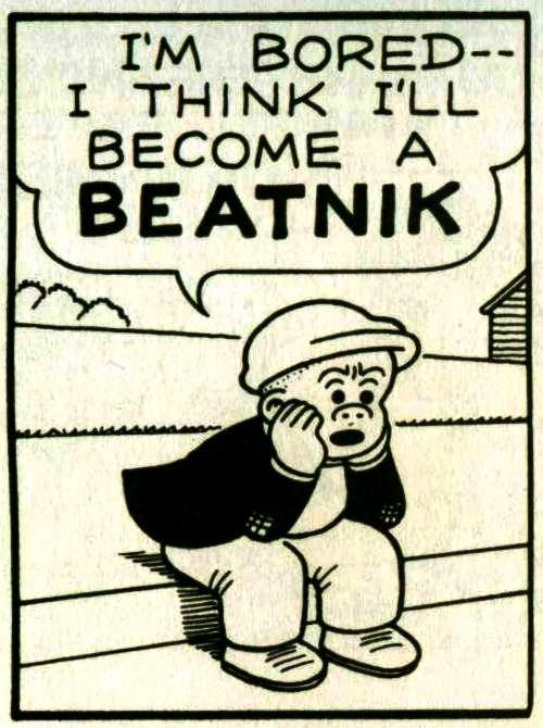 Beatnik quote #2