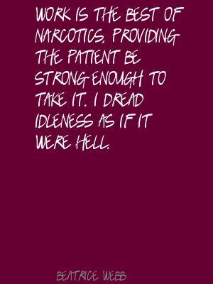 Beatrice Webb's quote #2