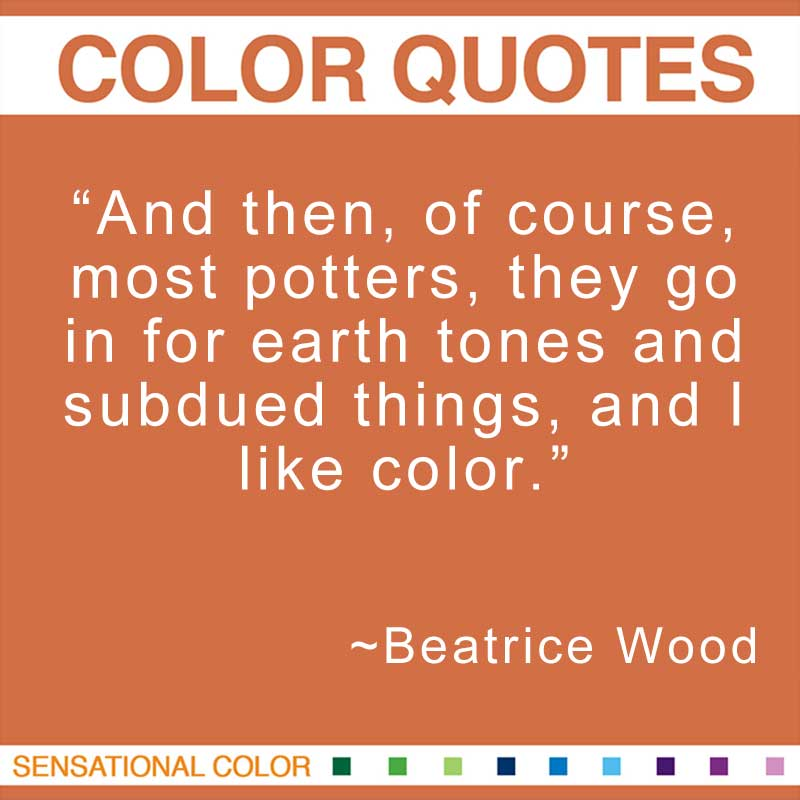 Beatrice Wood's quote